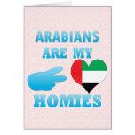 los árabes son mi Homies Felicitaciones