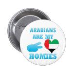 los árabes son mi Homies Pins