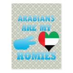 los árabes son mi Homies Tarjeta Postal