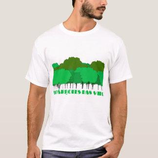 LOS ÁRBOLES DAN VIDA T-Shirt