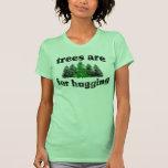 Los árboles del vintage están para abrazar camiseta