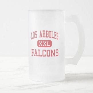 Los Arboles - Falcons - Middle - Marina California Mug