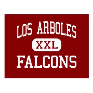 Los Arboles - Falcons - Middle - Marina California Postcard