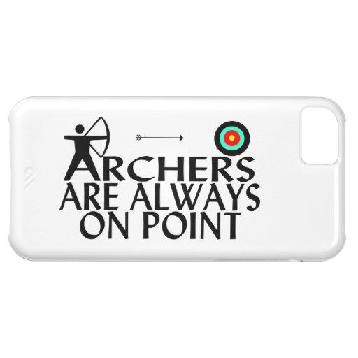 Los Archers están siempre en punto