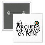 Los Archers están siempre en punto Pin