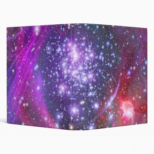 Los arcos agrupan el cúmulo de estrellas más denso