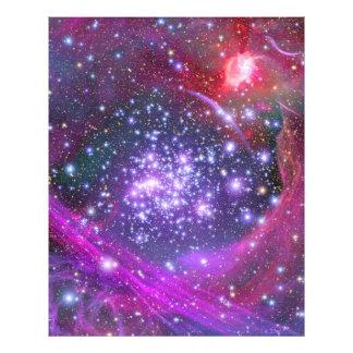 Los arcos agrupan el cúmulo de estrellas más denso fotografía