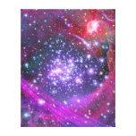 Los arcos agrupan el cúmulo de estrellas más denso impresiones en lona estiradas