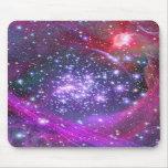 Los arcos agrupan el cúmulo de estrellas más denso tapetes de ratón