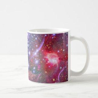 Los arcos agrupan el cúmulo de estrellas más denso taza