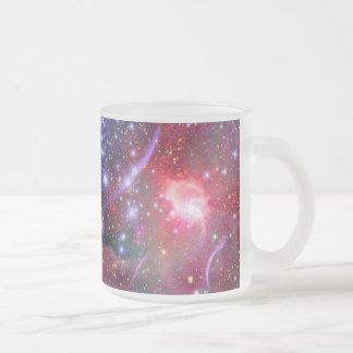 Los arcos agrupan el cúmulo de estrellas más denso taza de cristal