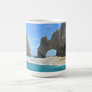 Los Arcos, Cabo San Lucas coffee mug