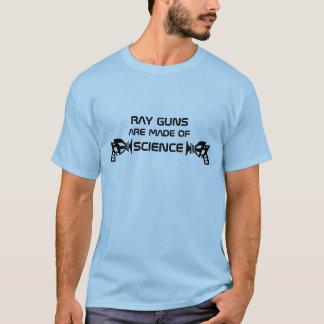 ¡Los armas de rayo se hacen de ciencia! Playera