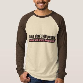 Los armas no matan a gente camisas