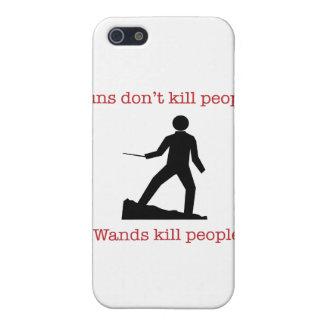 Los armas no matan a gente. Gente de la matanza de iPhone 5 Carcasa