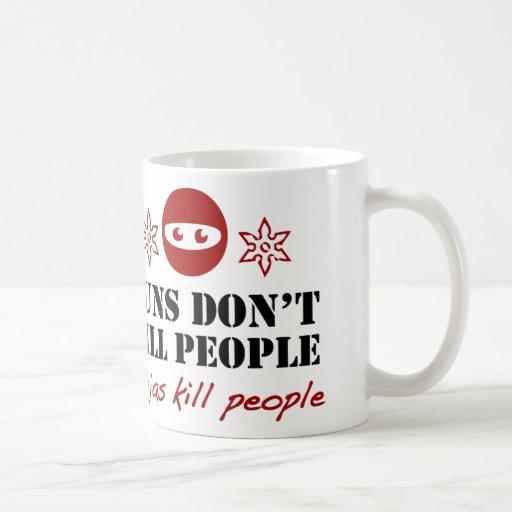 Los armas no matan a gente. Gente de la matanza de Taza