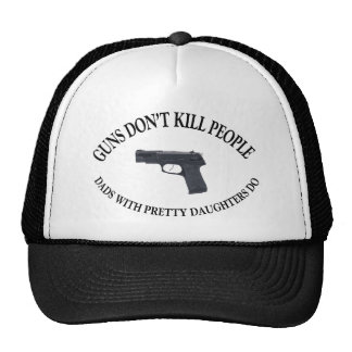 Los armas no matan a gente gorra