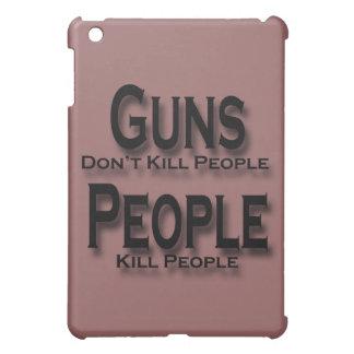 Los armas no matan a negro de la gente de la matan