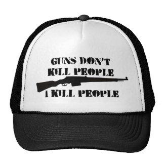 Los ARMAS NO MATAN al gorra