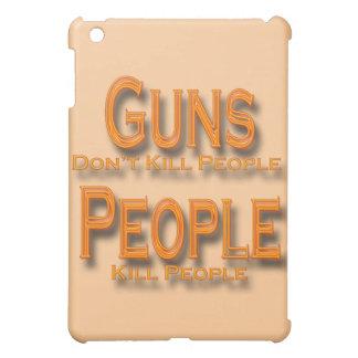 Los armas no matan al naranja de la gente de la ma