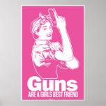 Los armas son poster del mejor amigo de un chica