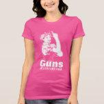 Los armas son una camisa del mejor amigo de los ch
