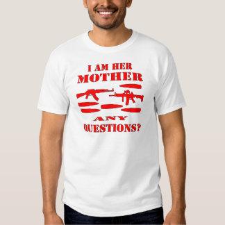 Los armas soy su madre cualquier pregunta polera