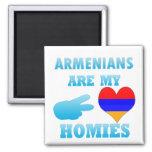 Los armenios son mi Homies Iman De Nevera