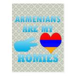 Los armenios son mi Homies Postal