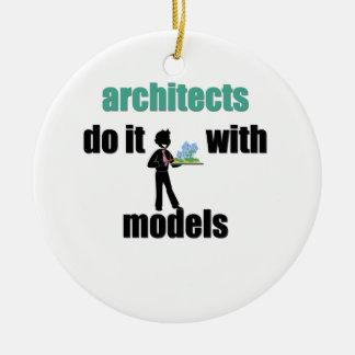 los arquitectos lo hacen con los modelos ornaments para arbol de navidad