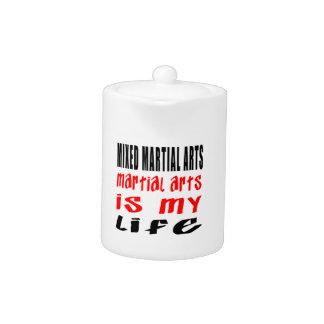 Los artes marciales mezclados son mi vida