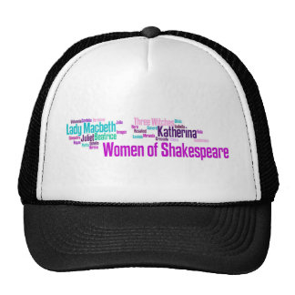 Los artículos inspiraron por las mujeres del stori gorras de camionero