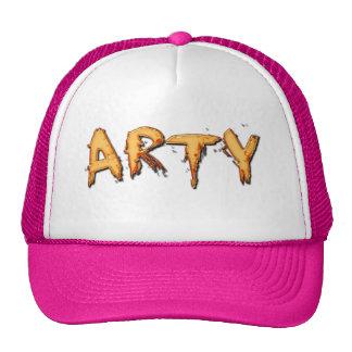 Los ARTY Nombre-Calificados personalizaron el gorr Gorras De Camionero