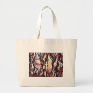 Los astronautas antiguos (expresionismo abstracto) bolsas
