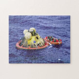 Los astronautas de Apolo 11 vuelven a casa Puzzle