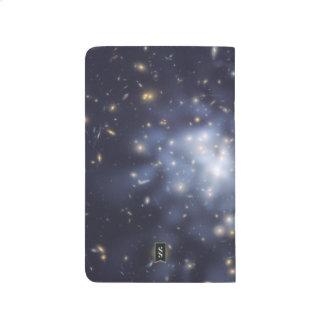 Los astrónomos de las ayudas de Hubble trazan la Cuaderno