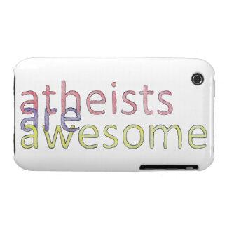 """Los """"ateos son"""" caso impresionante del iPhone 3 Case-Mate iPhone 3 Cobertura"""