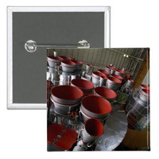Los aumentadores de presión de la nave espacial 2 pin cuadrado