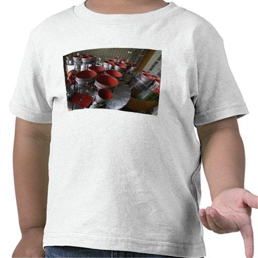 Los aumentadores de presión de la nave espacial 2  camisetas