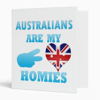 Los australianos son mi Homies