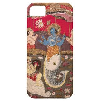 Los avatares de Vishnu iPhone 5 Fundas