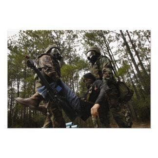 Los aviadores de la fuerza aérea de los E.E.U.U. l Cojinete