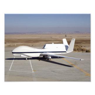 Los aviones sin tripulación del halcón global fotografías