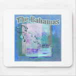 Los azules de Bahama Tapete De Ratón