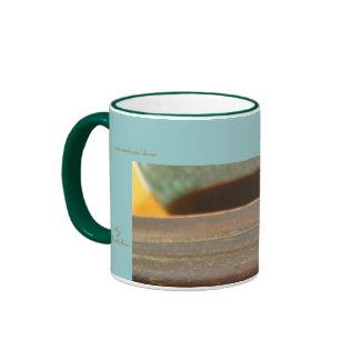 Los azules del piano cerca gretchen la taza del té