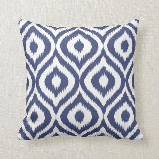 Los azules marinos eligen su propio modelo de Ogee Cojín Decorativo