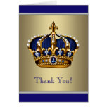 Los azules marinos y el oro reales le agradecen la