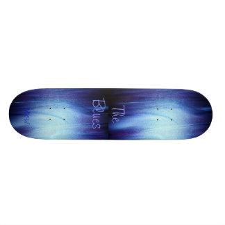 "Los azules patineta 8 1/2"""
