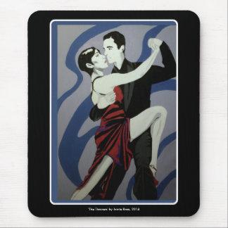 """""""Los bailarines"""" en un Mousepad"""