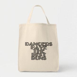 Los bailarines tienen los mejores bollos